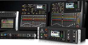 BEHRINGER X32 Compact, Producer, Rack та Core