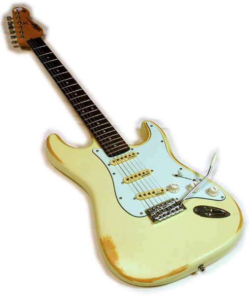 electric-guitar-on-vintage-icon-v6---