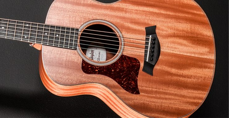 фото Taylor GS Mini Mahogany