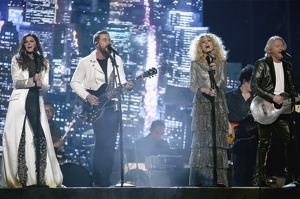 фото група Little Big Town на «GRAMMY»