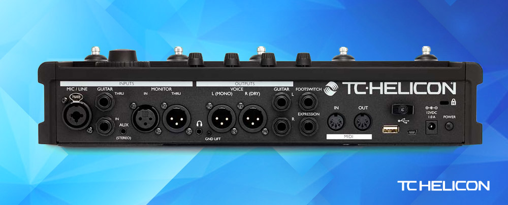 фото TC-Helicon VoiceLive 3