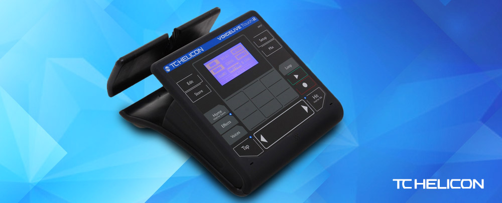 фото Популярний процесор TC-Helicon VoiceLive Touch 2