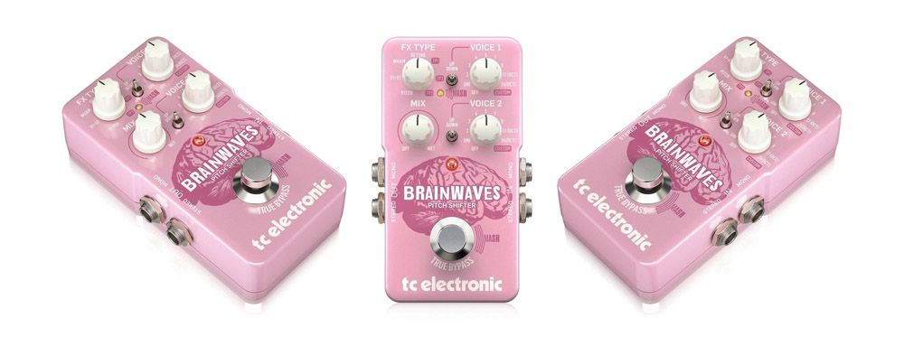 фото Brain Waves Pitch Shifter від TC Electronic